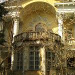 Усадьба Мамоново Гусева полоса, главный дом. Фото Наталья Бондарева, 2006 г.