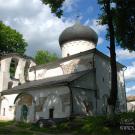 Собор Мирожского монастыря