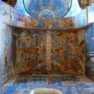 Фрески собора Мирожского монастыря