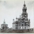 Можайский кремль Ново-Никольский собор. Фото С.М. Прокудин-Горский