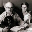 М.М. и В.Д. Пришвины. Фото 1940-х гг.