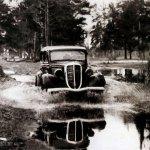 Машина Пришвина ГАЗ-М1 (1938-1948 гг.)