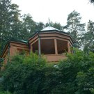 Дом-музей М.М. Пришвина в Дунино, дом писателя