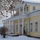 Усадьба Фряново, главный дом