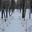 Усадьба Фряново, парк
