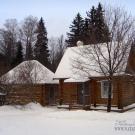 Усадьба Шахматово, служебные постройки
