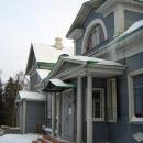 Усадьба Шахматово, главный дом. Современное фото