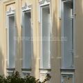 Усадьба Назарьево, фрагмент фасада главного дома
