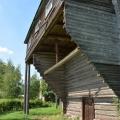 Нелазское деревянная Успенская церковь