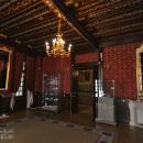 Замок Несвиж, фрагмент интерьера жилой комнаты