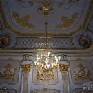 Замок Несвиж, парадный зал
