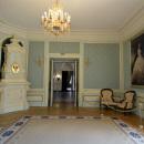 Замок Несвиж, интерьер жилой комнаты