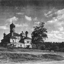 Усадьба Никольское-Урюпино, церковь