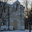 Николо-Берлюковская пустынь. Троицкий собор фрагмент фасада