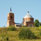 Николо-Ленивец, церковь