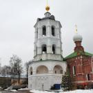 Николо-Пешношский монастырь, колокольня