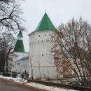 Николо-Пешношский монастырь, башня ограды