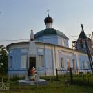Радовицы, церковь Рождества Пресвятой Богородицы