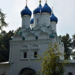 Никольская церковь в Батюшково