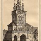 Новодевичий монастырь, Спасо-Преображенская церковь