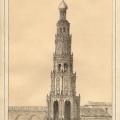 Новодевичий монастырь, колокольня