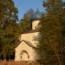 Усадьба Осташево церковь Олега Брянского