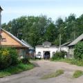 г. Осташков Тверская область, монастырский двор