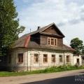 г. Осташков Тверская область, старый дом