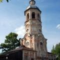 г. Осташков, колокольня Воскресенского собора