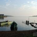 Осташков озеро Селигер на рассвете
