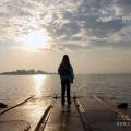 Осташков озеро Селигер, рассвет