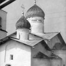 Остров Никольская церковь