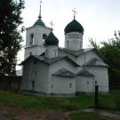 Церковь Николая Чудотворца в Острове