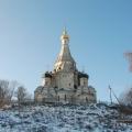 Церковь Преображения в селе Остров