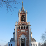 Остров Преображенская церковь