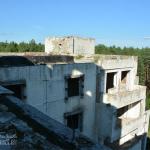 Санаторий Паулино Калязин, крыша