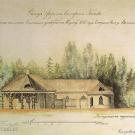 Проект Фермы в Александрии (архитектор А. Менелас)