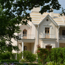 Петергоф, парк Александрия. Фермерский дворец