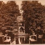 Парк Монрепо, паромная переправа на остров Людвигштайн