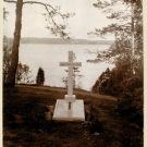 Остров Людвигштайн. Кенотаф на ложной могиле Софьи Николаи