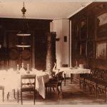 Усадьба Монрепо, главный дом, столовая