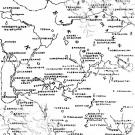 Спасская церковь в Павельцево, архивная карта