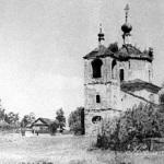Спасская церковь в Павельцево