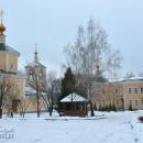 Павельцево. Спасская церковь
