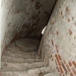 Перевлес Рождественская церковь, лестница на колокольню