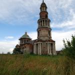Церковь Перевлес