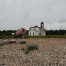 Пески, Вологодская область. Церковь Антония Великого