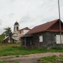 Вологодская область, Пески. Церковь Антония Великого
