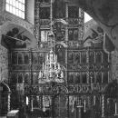 Усадьба Петровское (Дурнево), интерьер Успенской церкви
