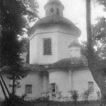 Усадьба Петровское (Дурнево), Успенская церковь (1688 г.)